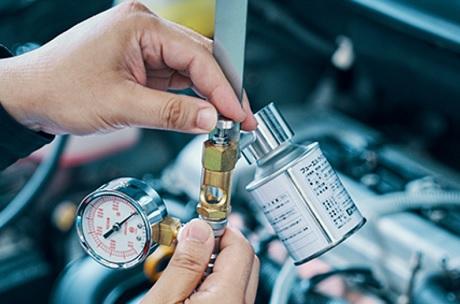 燃料系ライン洗浄